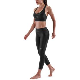 Skins Series-3 Long Tights Women, black